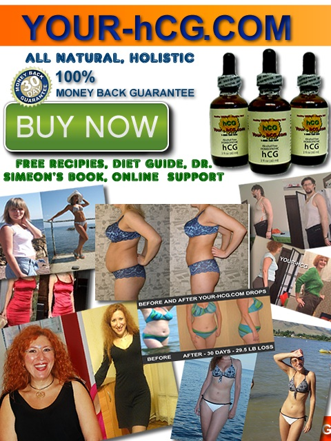 hcg diet modified