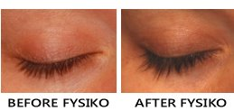 Tips how to get longer, thicker and fuller eyelashes Fysiko Eyelash growth serum