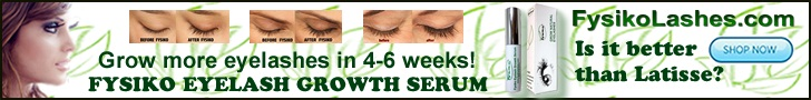 fysiko eyelash serum super hair tips